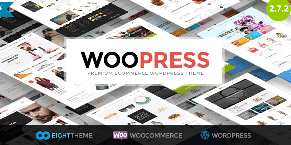WooPress WordPress Theme