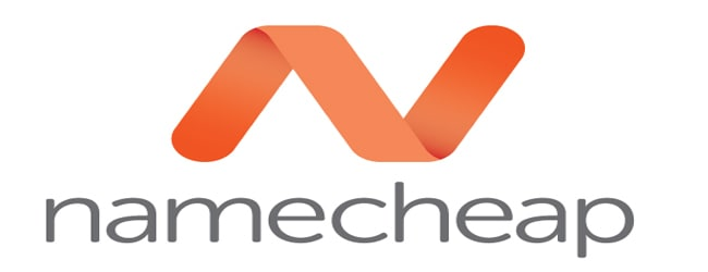 Namecheap logo on Namecheap review post