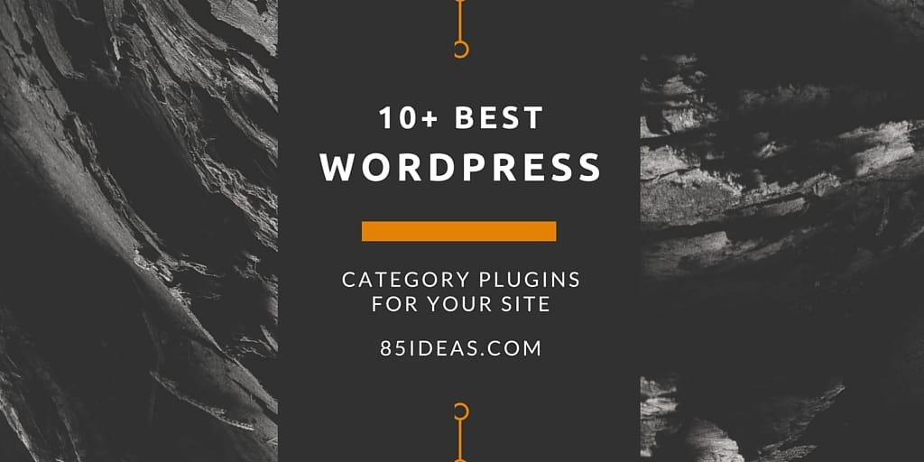 best WordPress category plugins