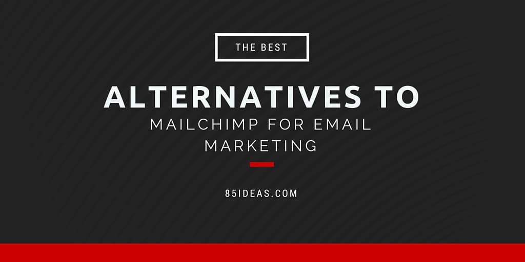 Best MailChimp Alternatives as per Features and Pricing
