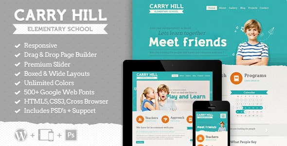 Carry Hill School