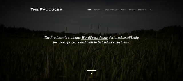 16-The Producer Responsive Film Studio WP Theme