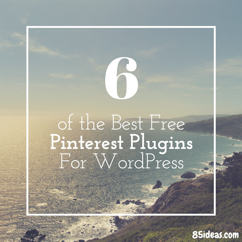 Best Free Pinterest Plugins