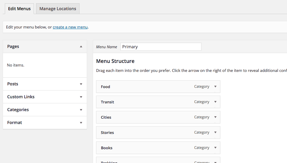 Create a Mega Menu for Your WordPress Website2