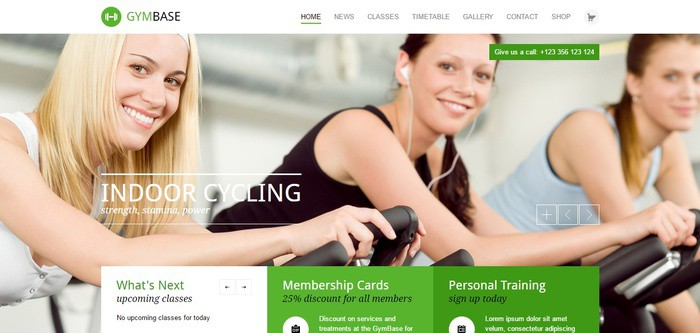 Crossfit WordPress