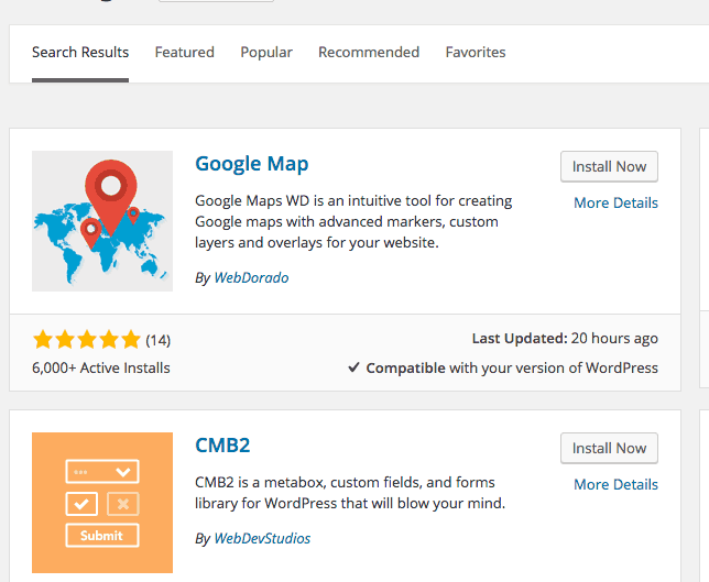 Google Maps WD WordPress Plugin Review2