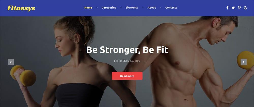 Fitnesys