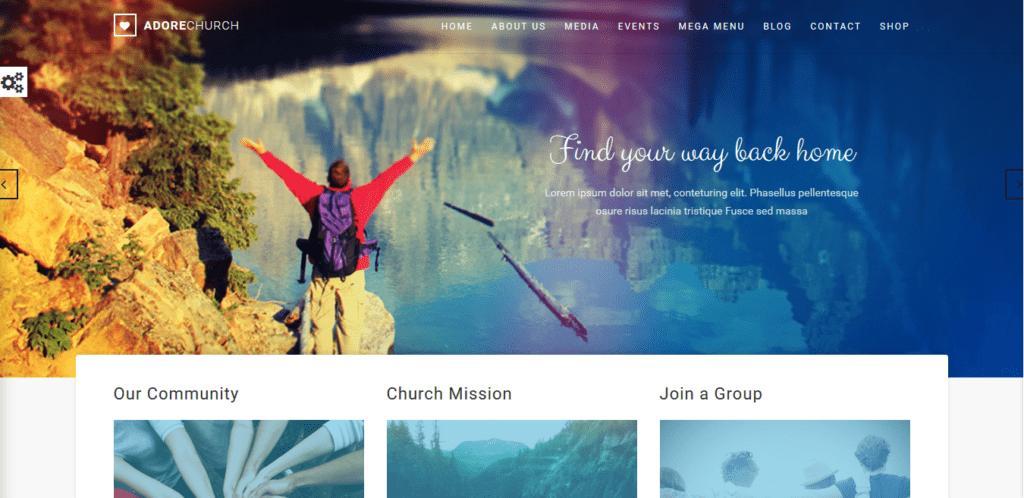 adore-church