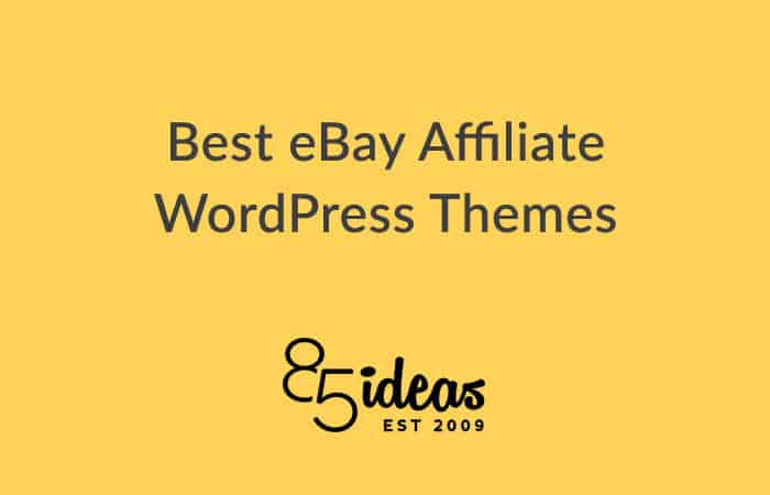 ebay wordpress affiliate sites