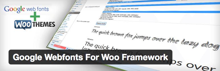 google-webfonts-for-woo-framework