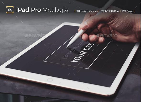 ipad-pro-5k-photorealistic-tablet-mockup