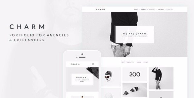 best photography design themes