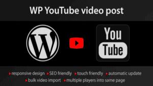 YouTube-WordPress-plugin-video-import - WordPress YouTube Plugins