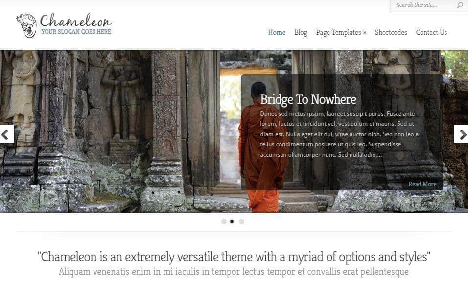 best church wordpress theme