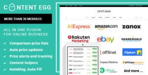 Content Egg – all in one plugin for Affiliate Price Comparison, Deal Sites