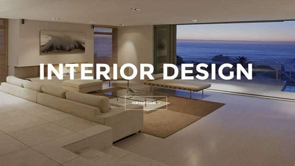 Wordpress themes ideal for interior design websites for Interior designs themes