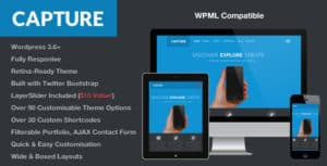 Capture WP Theme