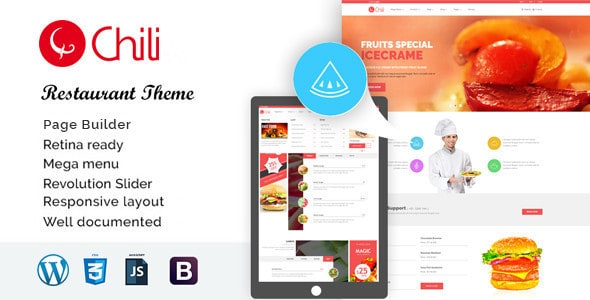 RedChili WP Theme