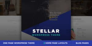 Stellar WP Theme