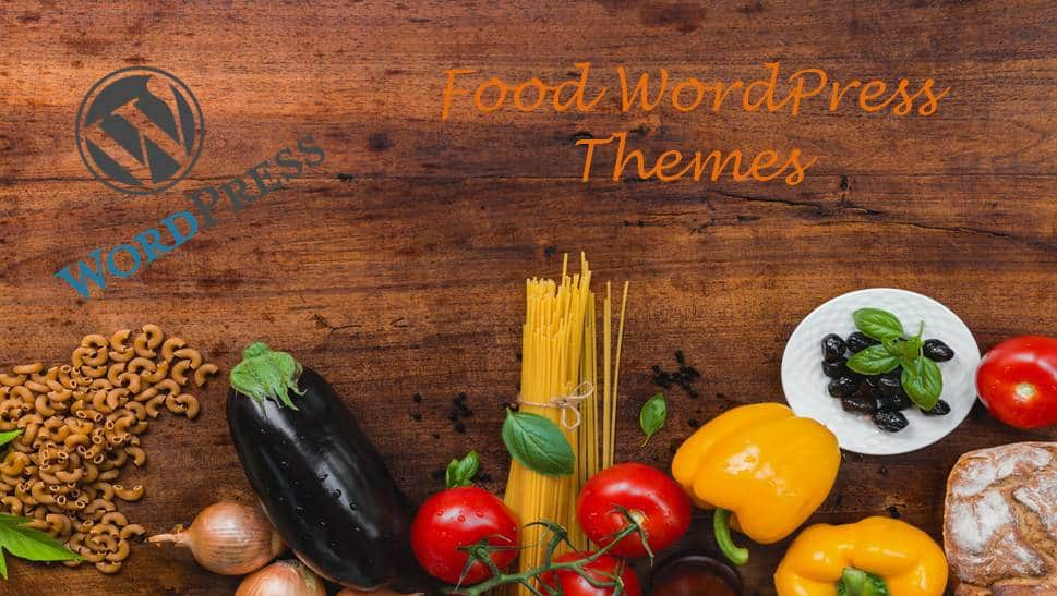 Food WP Themes