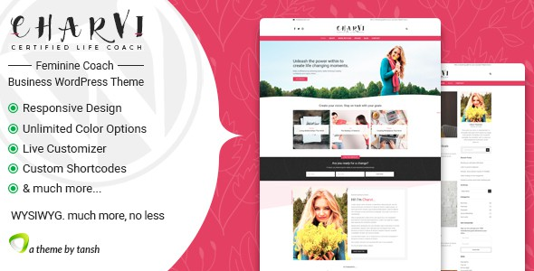 charvi wp theme