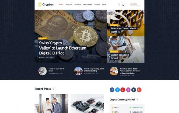 crypton-cryptocurrency-wordpress-theme