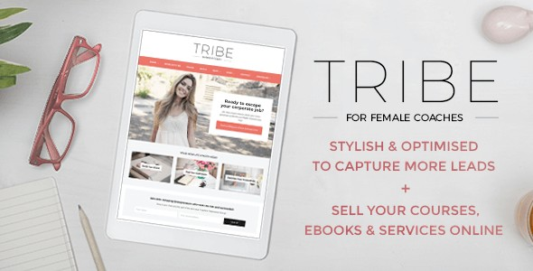 tribe wp theme