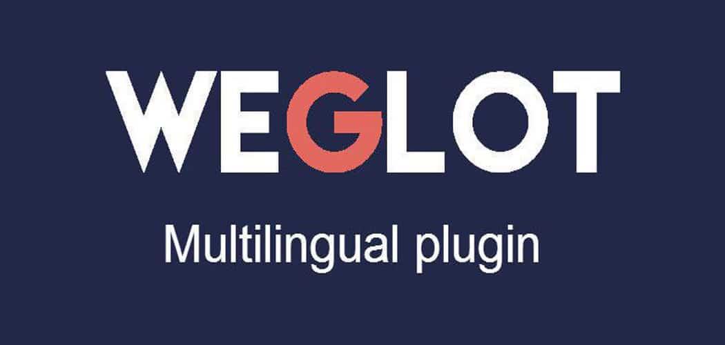 The Review of Weglot Plugin