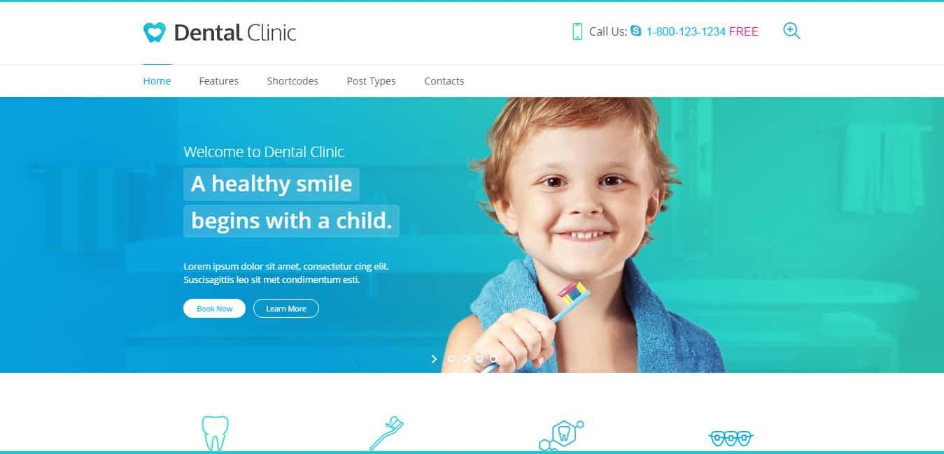 Dental-Clinic-Medical-Dentist-WordPress-Theme