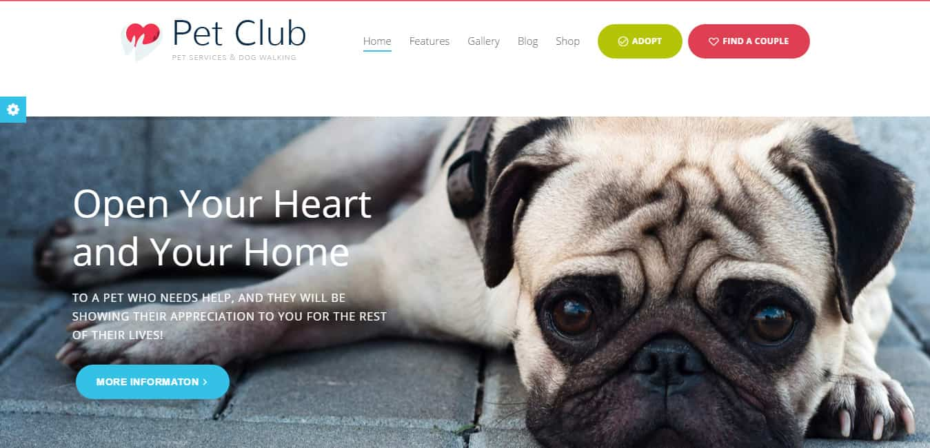 Pet-Club-Services-Adoption-Dating-Community-Theme