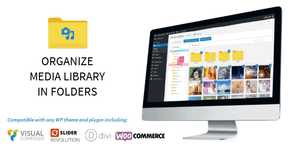WP Media File Manager - WordPress Media Library Folders/Categories Upload Plugin