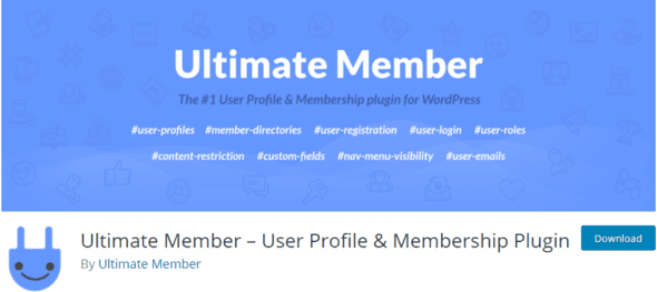 Ultimate-Member-User-Profile-Membership-Plugin