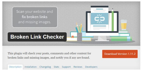 broken-link-checker-wordpress-plugin