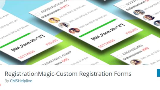 wordpress user registration