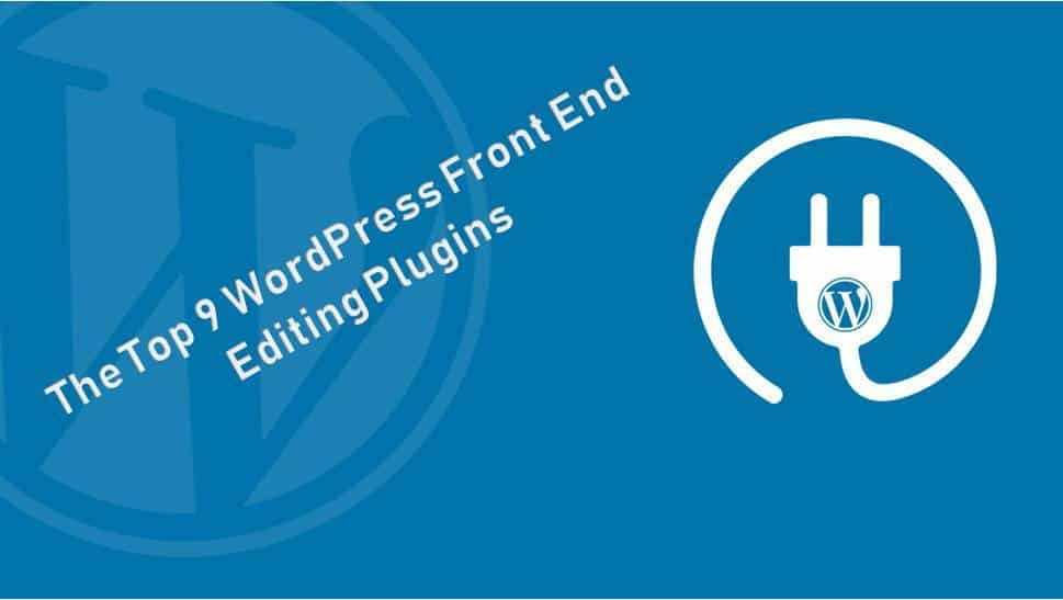 front end plugins