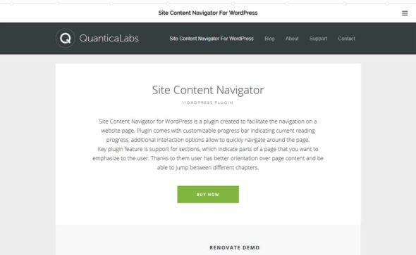 site-content-navigator