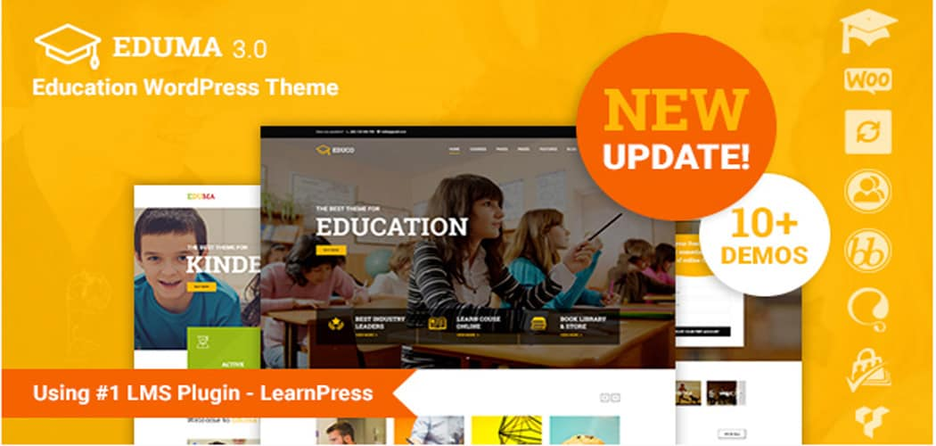 Best WordPress Themes for Educational Sites