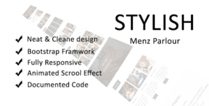 Stylish-Onepage-Menz-Parlour-Template