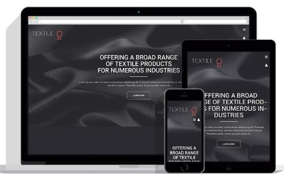 Textile-responsive-WordPress-theme