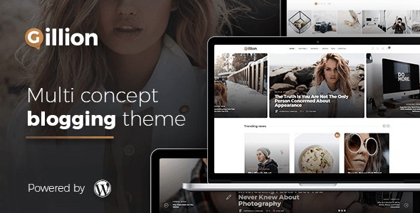 Gillion-WordPress-Theme-Free