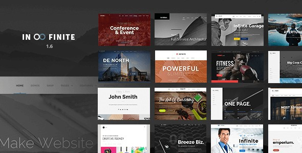 Infinite-Responsive-Multi-Purpose-WordPress-Theme