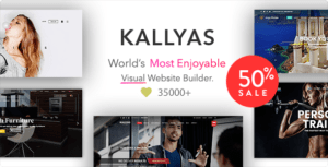 Kallyas - Automotive WP Theme