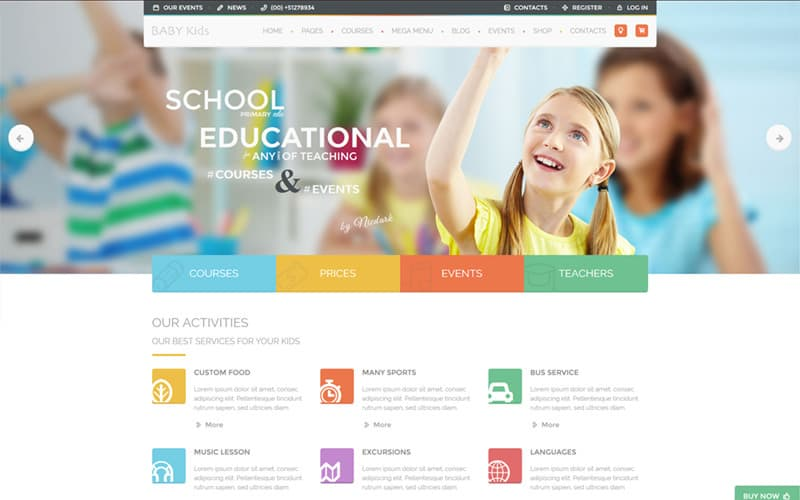 Children WP Themes