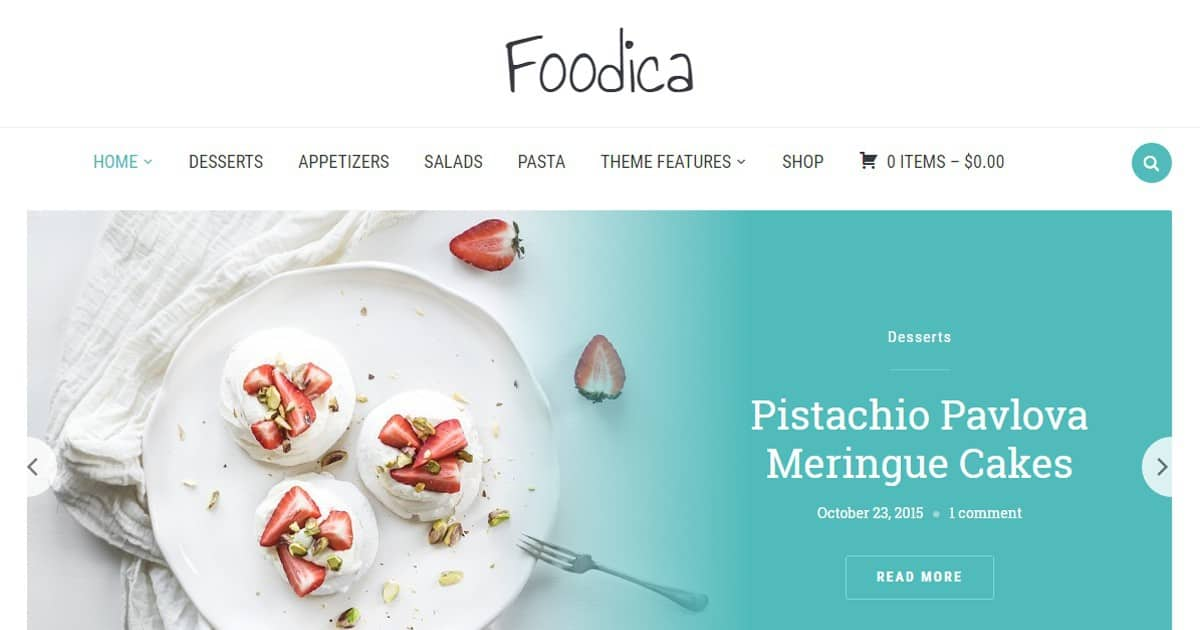 foodica-magazines ecommerce