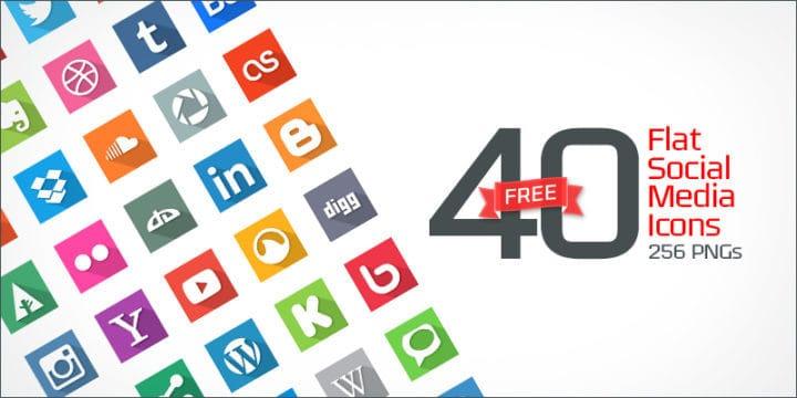 40 icon sets