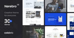 Norebro-Creative-Portfolio-Theme-for-Multipurpose-Usage