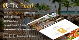 Pearl-Hotel-Restaurant-Template