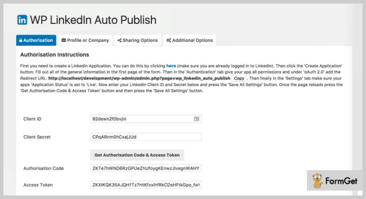 WP-LinkedIn-Auto-Publish