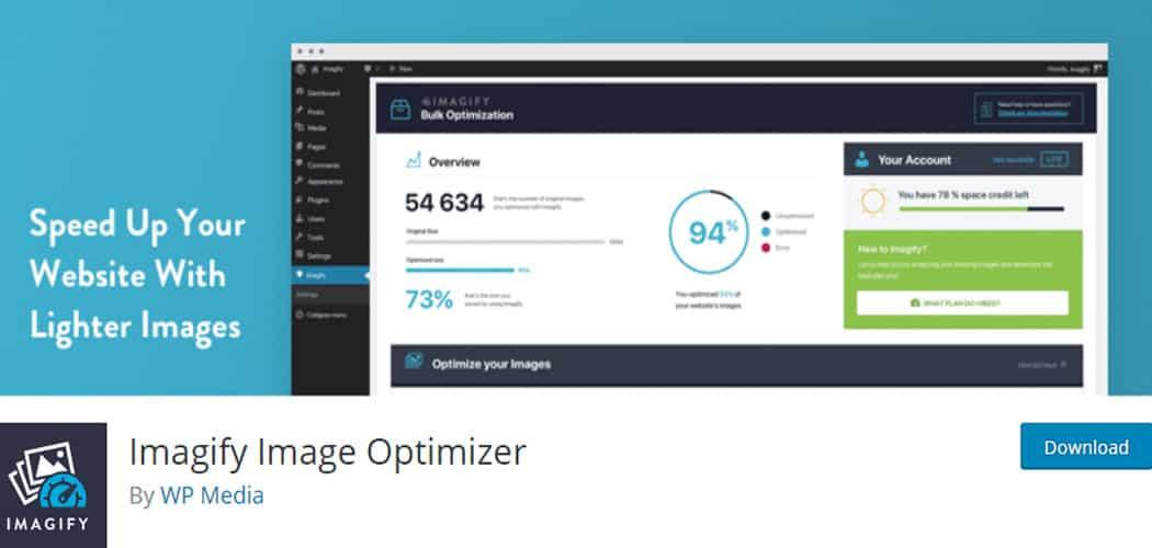Best Free Image Optimization WordPress Plugins