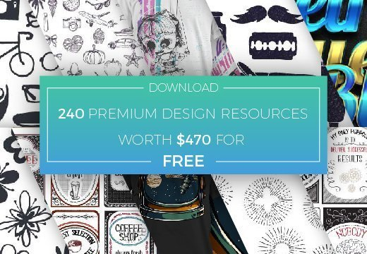 240 premium design resources